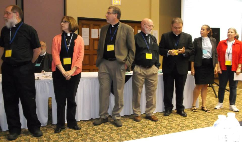 WV-WMD :: Synod Assembly :: Elections